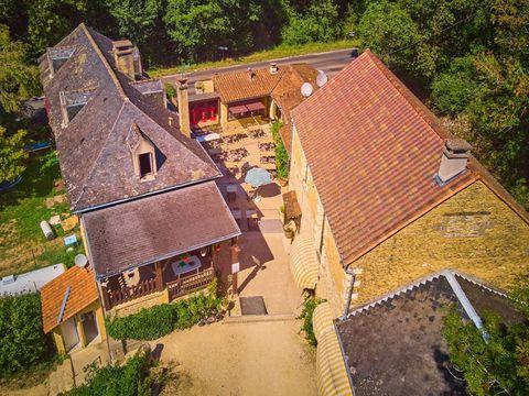 Dordogne  Camping Aqua Viva  - Camping Dordogne - Afbeelding N°28