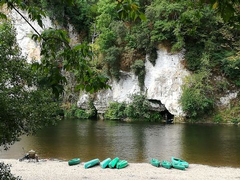 Camping Le Rocher de la Cave - Camping Dordogne - Image N°10