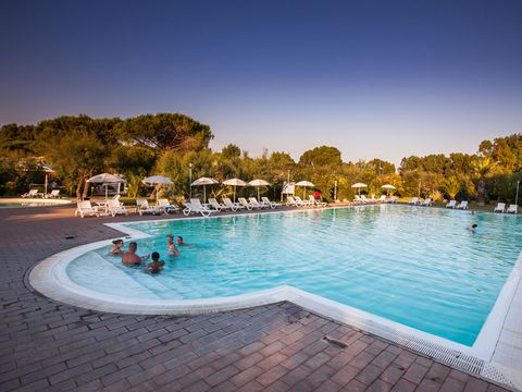 Camping Le Tamerici  - Camping Livourne