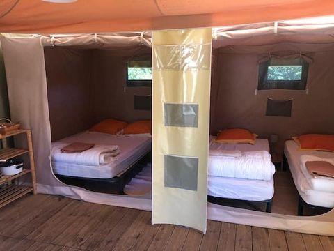 Camping à la ferme Mas Vidalou - Camping Pyrenees-Orientales - Image N°6