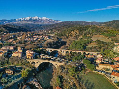 Camping à la ferme Mas Vidalou - Camping Pyrenees-Orientales - Image N°8