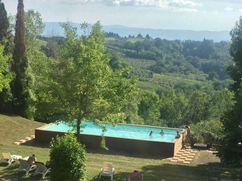 Camping Panorama Del Chianti  - Camping Florence - Image N°2