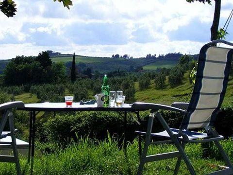 Camping Panorama Del Chianti  - Camping Florence - Image N°3