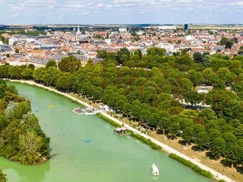 Camping de Chalons en Champagne  - Camping Marne - Image N°9