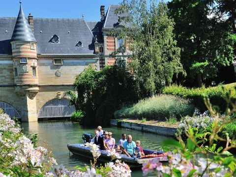 Camping de Chalons en Champagne  - Camping Marne - Image N°7