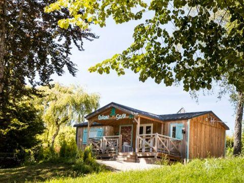 CHALET 5 personnes - Cabane du Jura