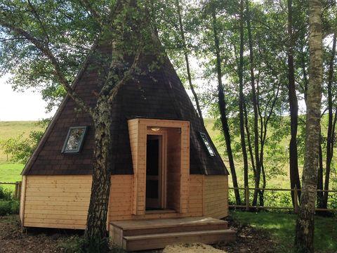 Camping Le Petit Robinson - Camping Nievre - Image N°5