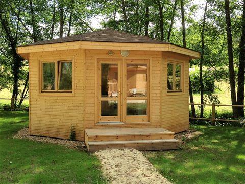 Camping Le Petit Robinson - Camping Nievre - Image N°2