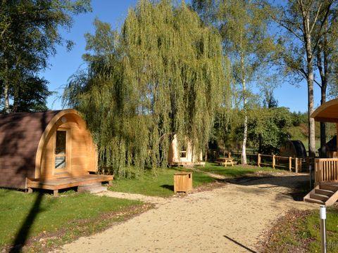 Camping Le Petit Robinson - Camping Nievre