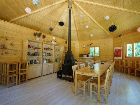 Camping Le Petit Robinson - Camping Nievre - Image N°6