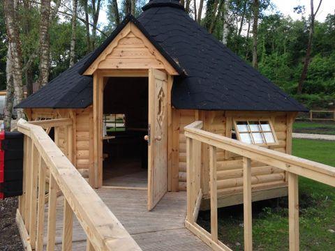 Camping Le Petit Robinson - Camping Nievre - Image N°11