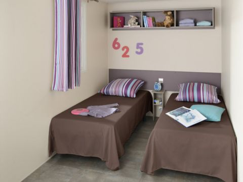 MOBILHOME 8 personnes - GRAND 800-3 A/C D
