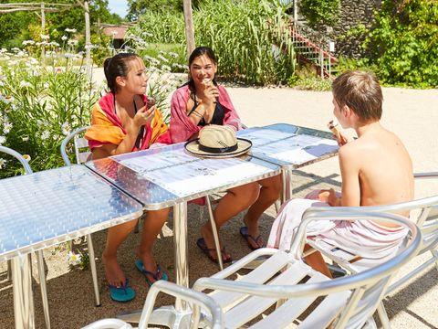 Camping  Domaine de L'Oiselière - Camping Vendée - Image N°12