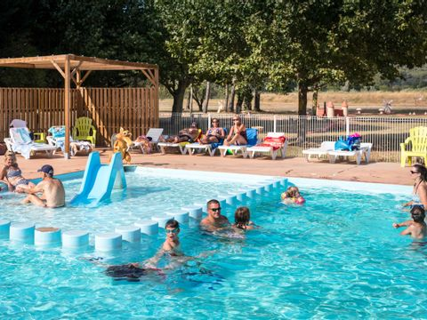 Vaucluse  Camping Les Rives du Luberon - Camping Vaucluse - Afbeelding N°3