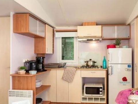 MOBILHOME 6 personnes - Cottage 4/6 Pers. (46C)