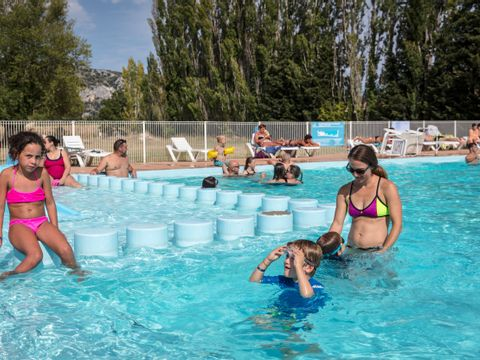 Vaucluse  Camping Les Rives du Luberon - Camping Vaucluse - Afbeelding N°4