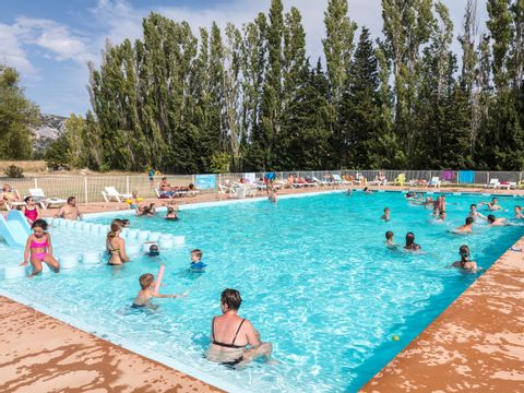Vaucluse  Camping Les Rives du Luberon - Camping Vaucluse - Afbeelding N°2