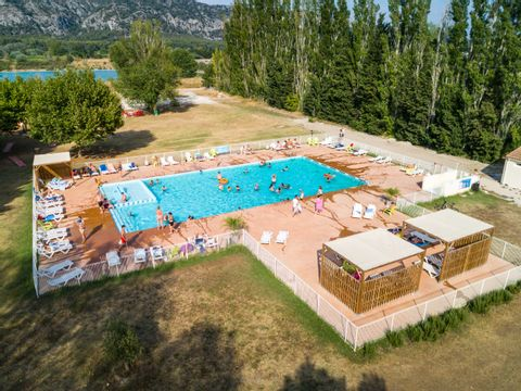 Vaucluse  Camping Les Rives du Luberon - Camping Vaucluse - Afbeelding N°5