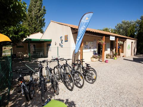 Vaucluse  Camping Les Rives du Luberon - Camping Vaucluse - Afbeelding N°8