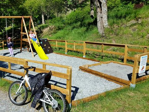 Camping Le New Rabioux - Camping Hautes-Alpes - Image N°4