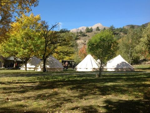 Camping Le New Rabioux - Camping Hautes-Alpes - Image N°7