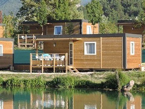 MOBILHOME 6 personnes - Koawa Loggia Confort Bord de Lac