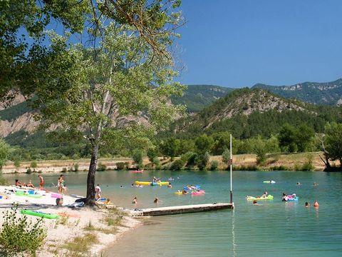 Camping le Lac Bleu - Camping Drome - Image N°10