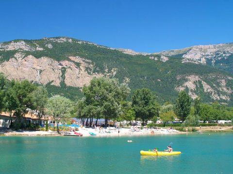 Camping le Lac Bleu - Camping Drome - Image N°3