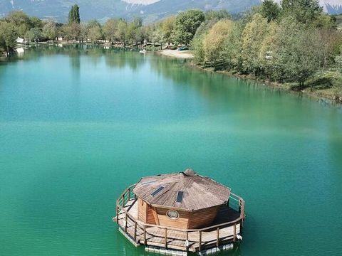Camping le Lac Bleu - Camping Drome - Image N°19