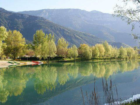 Camping le Lac Bleu - Camping Drome - Image N°17