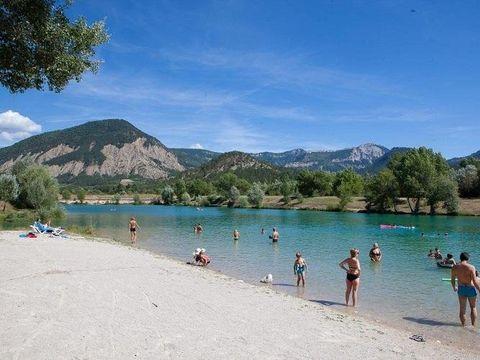 Camping le Lac Bleu - Camping Drome - Image N°8