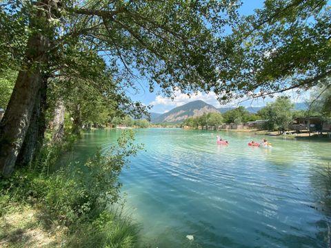 Camping le Lac Bleu - Camping Drome - Image N°21