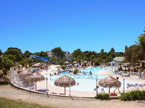 Finistère  Camping Le Cabellou Plage  - Camping Finistère - Afbeelding N°3