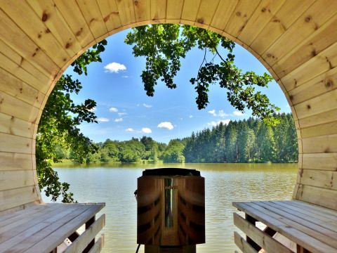 Camping Domaine du Balbuzard - Camping Puy-de-Dome - Image N°6
