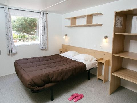 MOBILHOME 4 personnes - Mobil home PMR - TV Terrasse