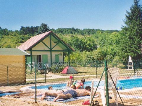 Village de chalets Rû du Pré - Camping Yonne - Image N°3