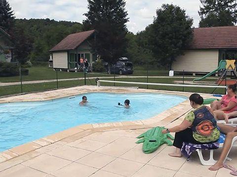 Village de chalets Rû du Pré - Camping Yonne - Image N°2