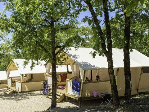 TENTE 4 personnes - Lodge Massaï