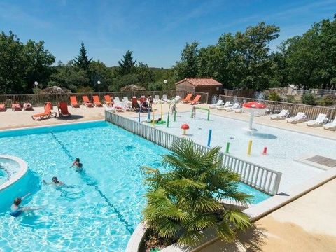 Camping Les Reflets du Quercy  - Camping Lot - Image N°3