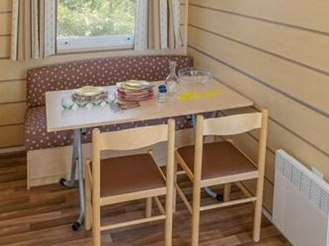 MOBILHOME 4 personnes - M