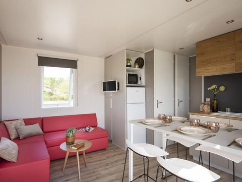 MOBILHOME 6 personnes - Ohara Premium 3 chambres