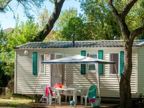 MOBILHOME 6 personnes - Bungalow  4/6 Pers. (46B)