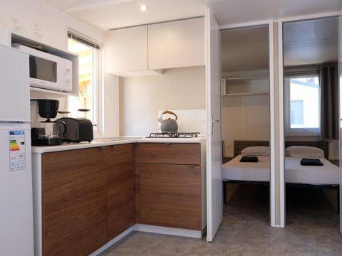MOBILHOME 7 personnes - Happy Premium Suite