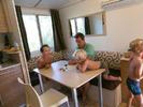 MOBILHOME 4 personnes - SunLodge Aspen Combi