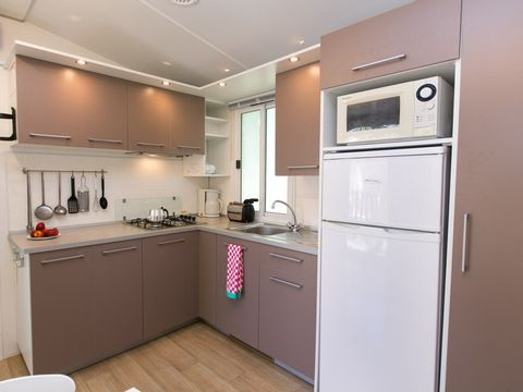 MOBILHOME 6 personnes - CG3 - Deluxe