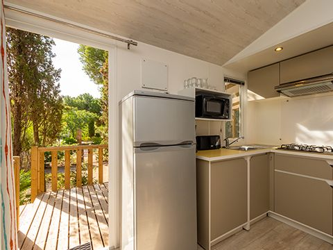 MOBILHOME 6 personnes - I63C - Cosy