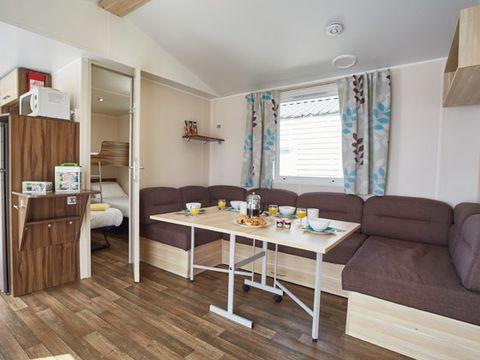 MOBILHOME 7 personnes - Comfort Vista - 2 chambres
