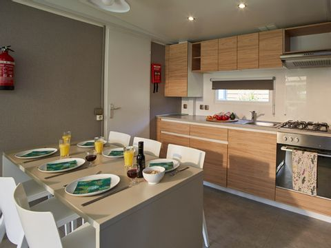 MOBILHOME 6 personnes - Azure - 3 chambres