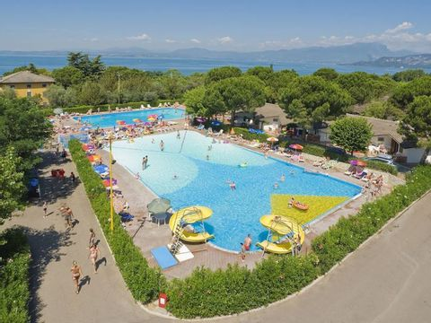 Camping Cisano San Vito - Camping Vérone