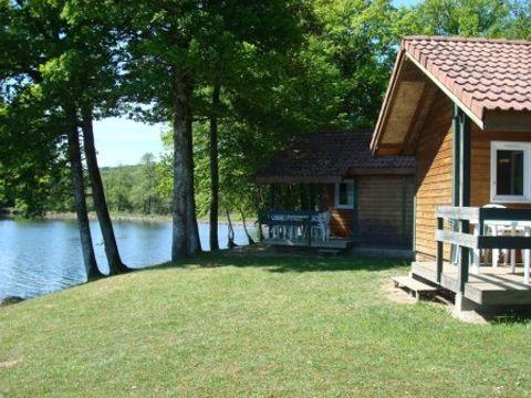 Nièvre  Camping de l'Etang du Merle  - Camping Nièvre - Afbeelding N°6